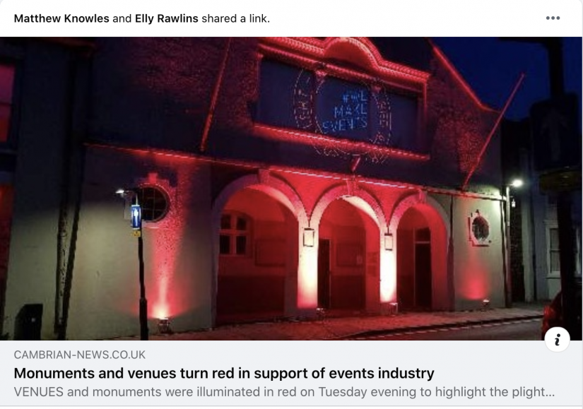 Event Industry News #WeMakeEvents